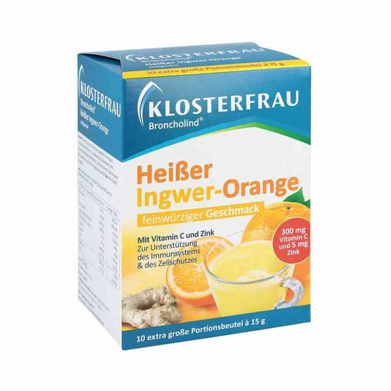 Klosterfrau Broncholind Ingwer-orange Granulat  bei Apotheke.de bestellen