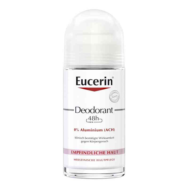 Eucerin Deodorant Roll-on 0% Aluminium  bei Apotheke.de bestellen