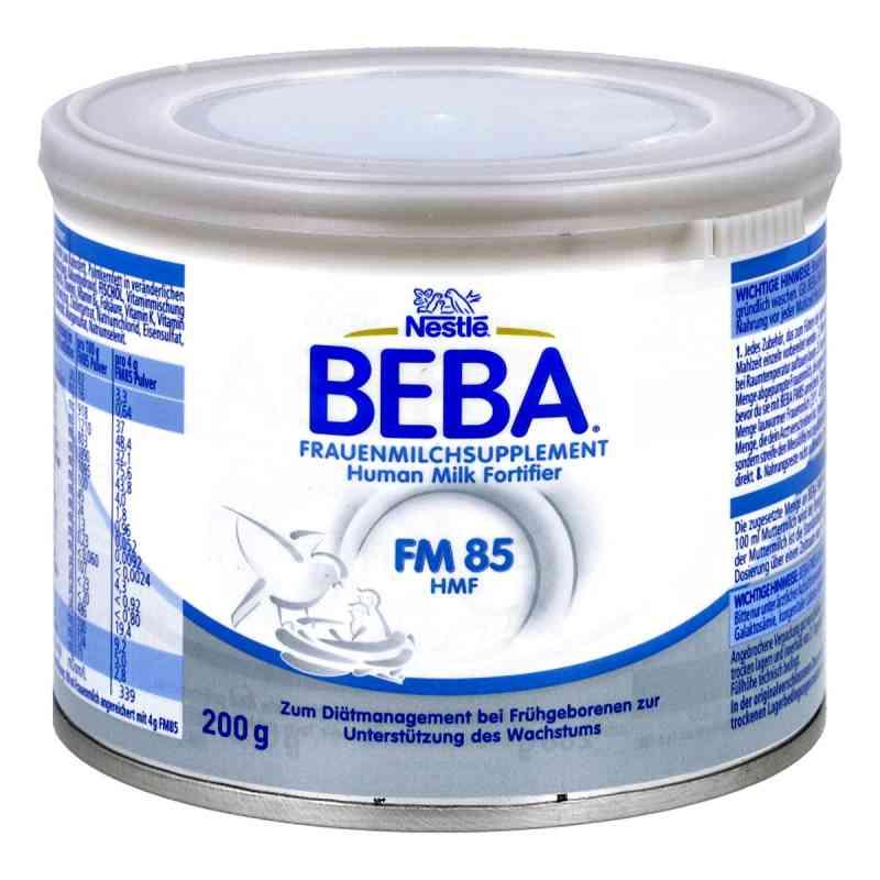 Nestle Beba Fm 85 Frauenmilchsupplement Pulver  bei Apotheke.de bestellen