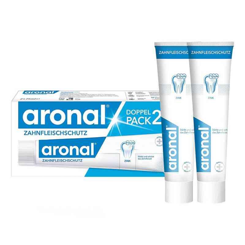 Aronal Zahnpasta Doppelpack  bei Apotheke.de bestellen