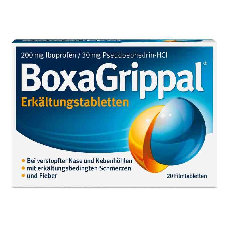 Boxagrippal Erkältungstabletten 200 mg/30 mg Fta  bei Apotheke.de bestellen