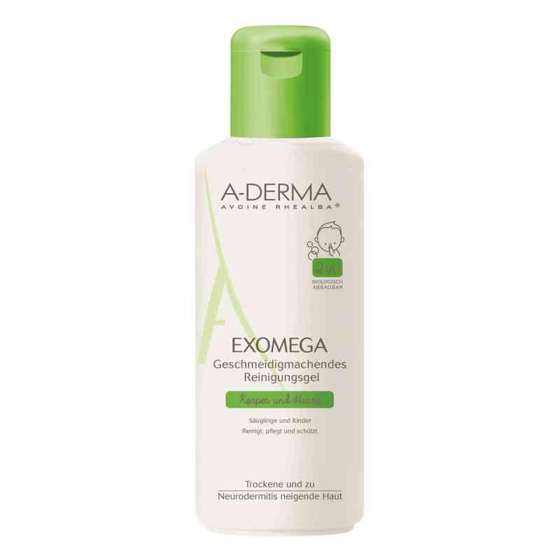 A-derma Exomega geschm.Reinigungsgel 2in1  bei Apotheke.de bestellen