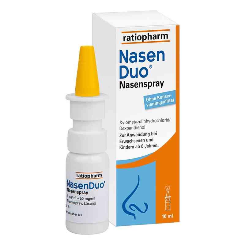 Nasenduo Nasenspray  bei Apotheke.de bestellen