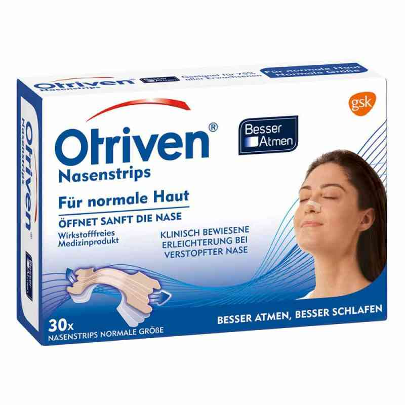 Otriven Besser Atmen Nasenstrips normal beige  bei Apotheke.de bestellen