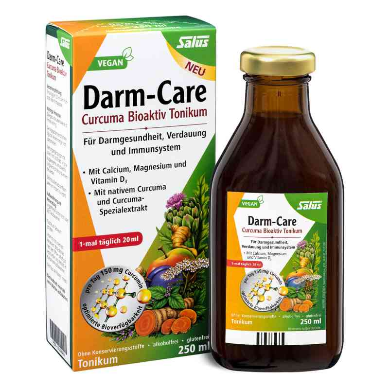 Darm-care Curcuma Bioaktiv Tonikum Salus  bei Apotheke.de bestellen