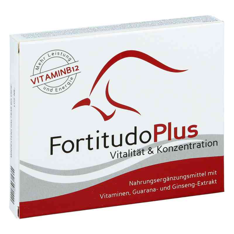 Fortitudo Plus Tabletten  bei Apotheke.de bestellen
