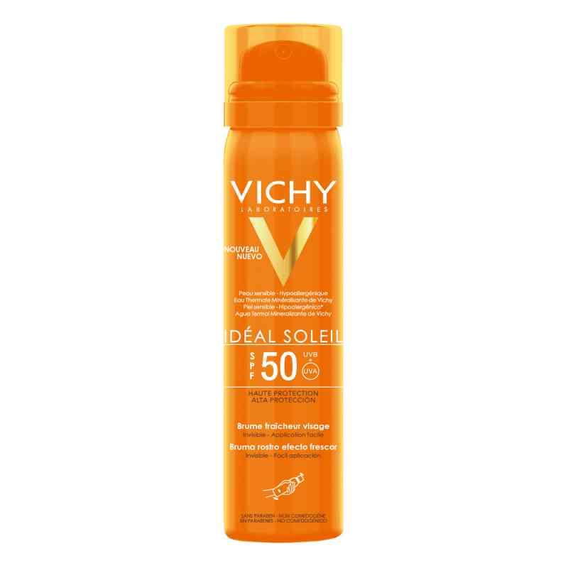 Vichy Ideal Soleil Gesichtsspray Lsf 50  bei Apotheke.de bestellen