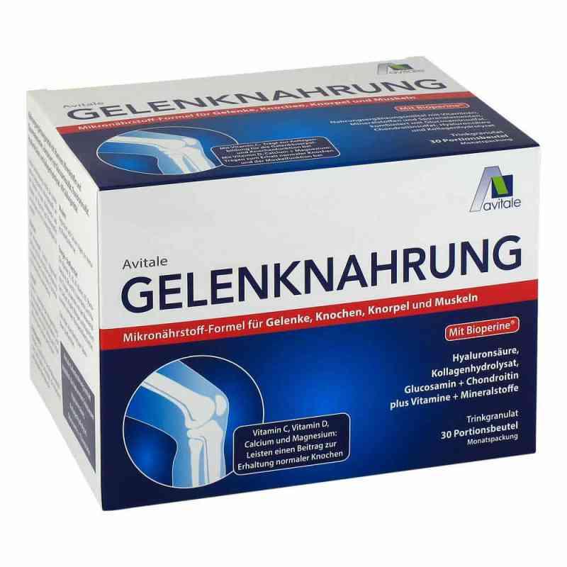 Gelenknahrung+hyaluronsäure Trinkgranulat  bei Apotheke.de bestellen