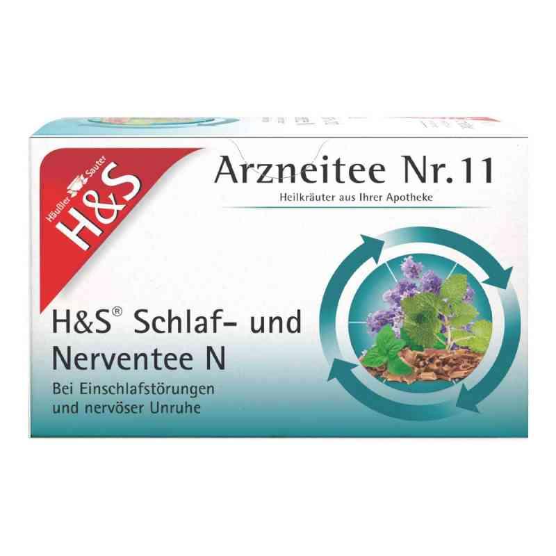 H&s Schlaf- und Nerventee N Filterbeutel  bei Apotheke.de bestellen