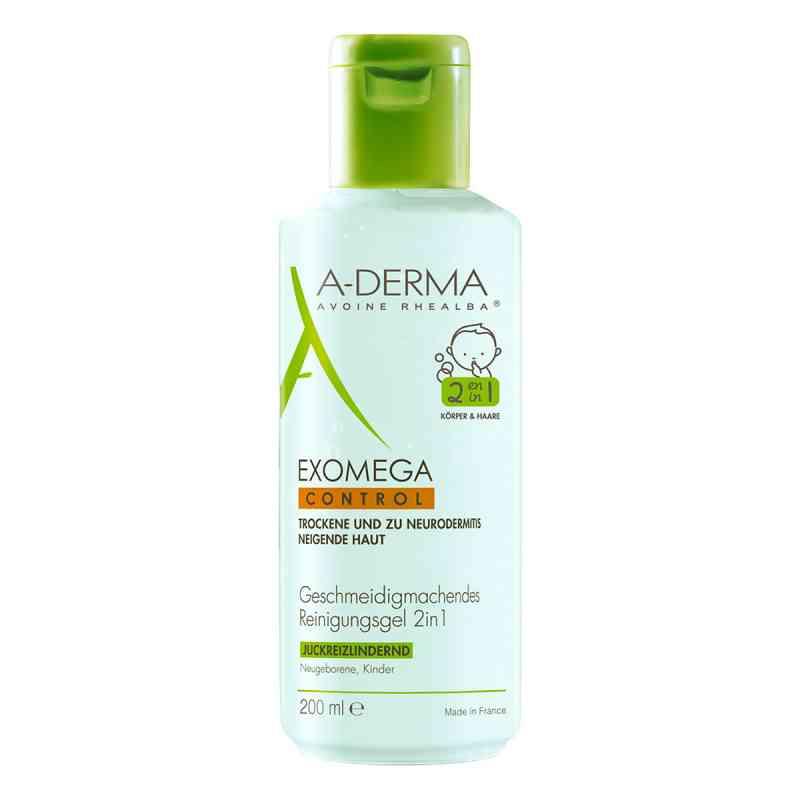 A-derma Exomega Control Reinigungsgel 2in1  bei Apotheke.de bestellen