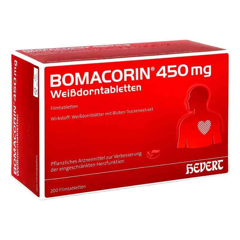 Bomacorin 450 mg Weissdorntabletten  bei Apotheke.de bestellen