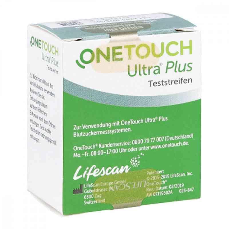 One Touch Ultra Plus Teststreifen  bei Apotheke.de bestellen