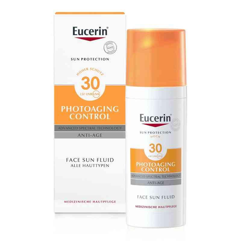 Eucerin Sun Fluid Photoaging Control Lsf 30  bei Apotheke.de bestellen
