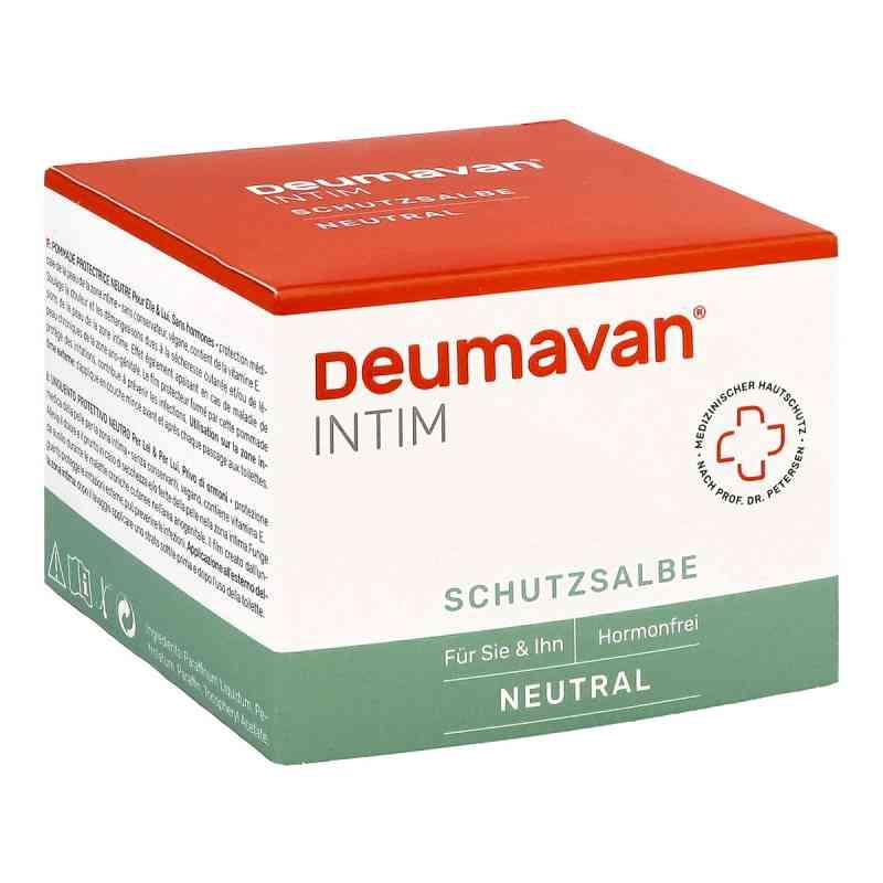 Deumavan Schutzsalbe neutral Dose  bei Apotheke.de bestellen