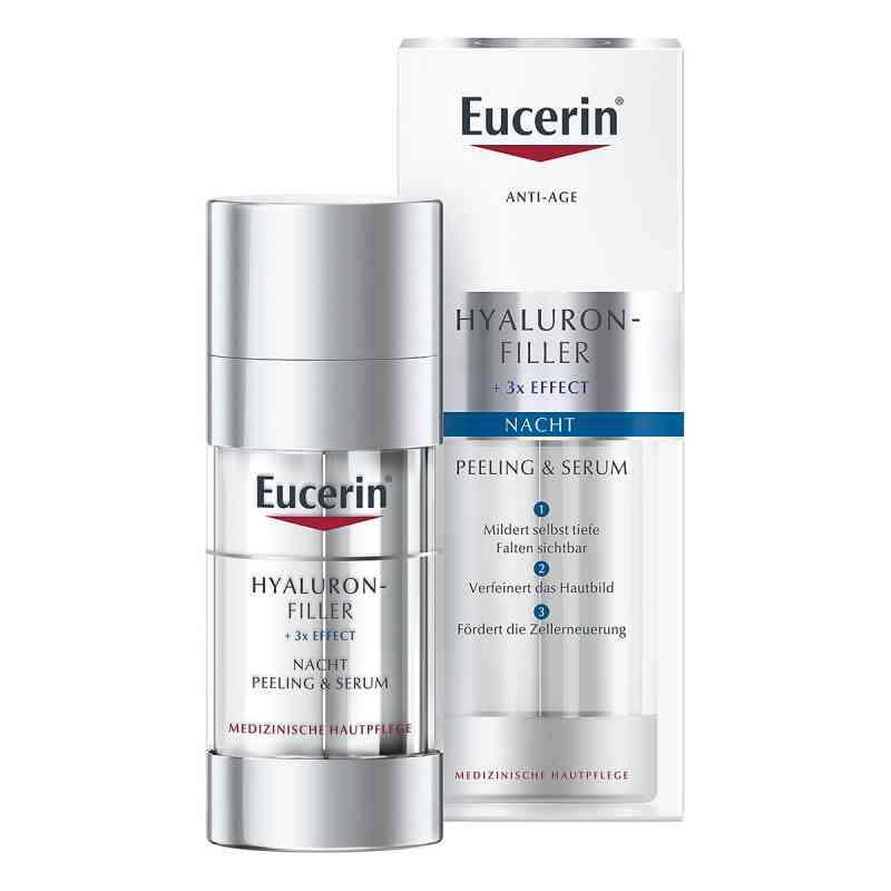 Eucerin Anti-age Hyaluron-filler Nacht Peel.+serum  bei Apotheke.de bestellen