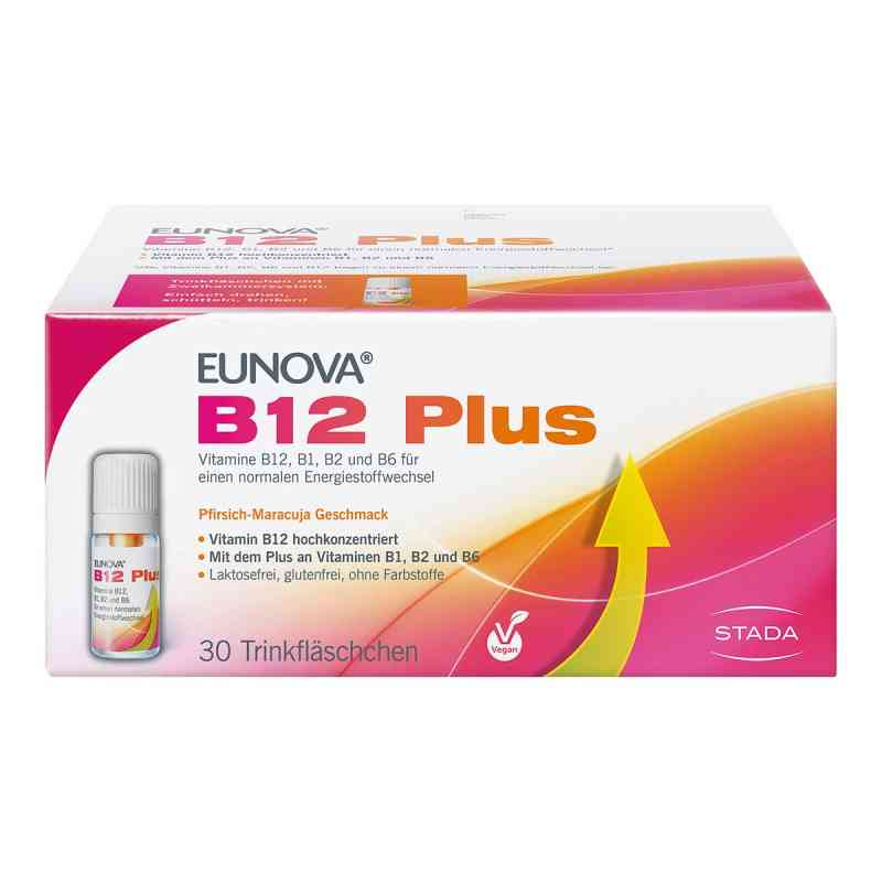 Eunova B12 Plus Lösung zum Einnehmen  bei Apotheke.de bestellen
