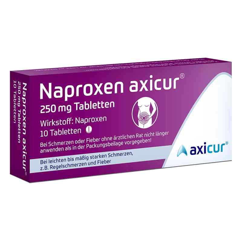 Naproxen axicur 250 mg Tabletten  bei Apotheke.de bestellen