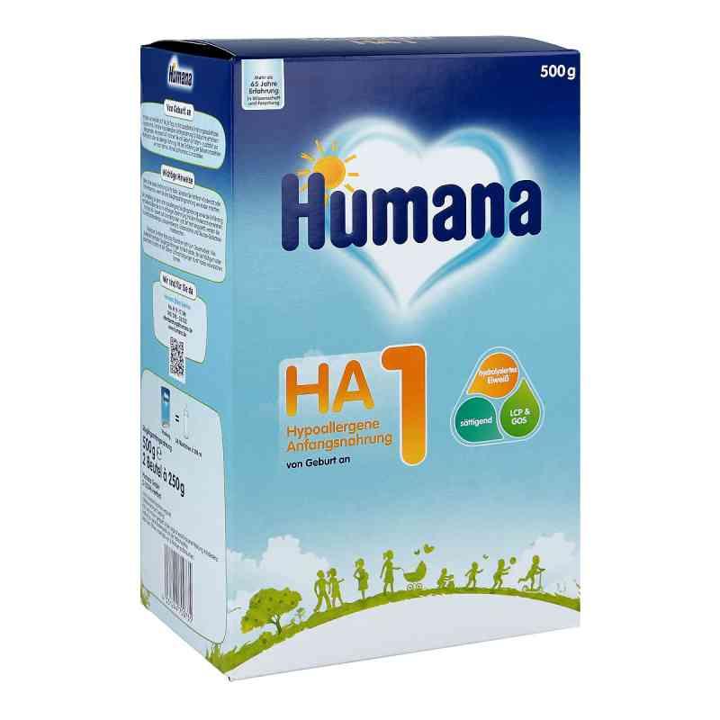 Humana Ha 1 Anfangsnahrung Pulver  bei Apotheke.de bestellen