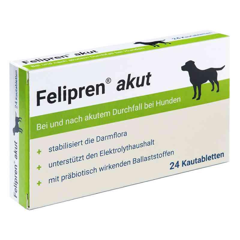 Felipren akut Kautabletten bei Durchfall für Hunde  bei Apotheke.de bestellen