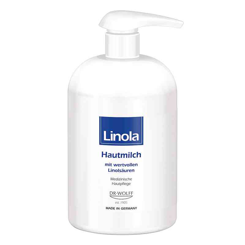 Linola Hautmilch Spender  bei Apotheke.de bestellen