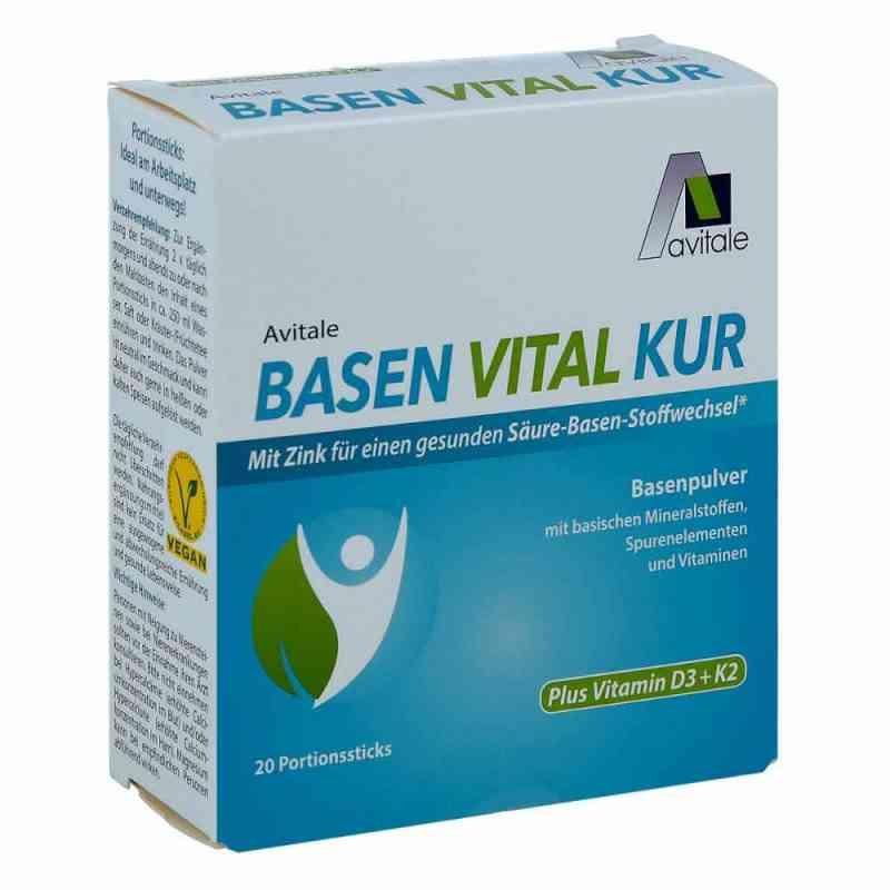 Basen Vital Kur+vitamin D3+k2 Pulver  bei Apotheke.de bestellen
