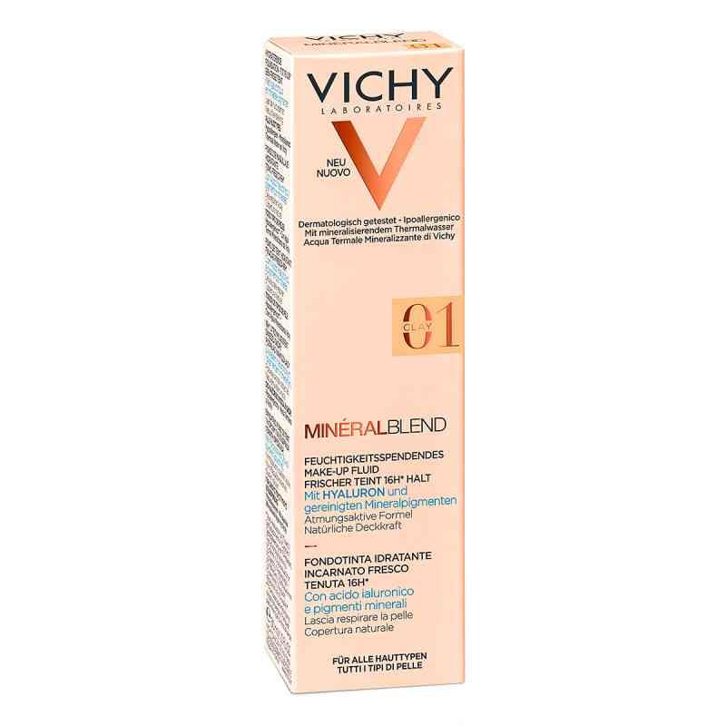Vichy Mineralblend Make-up 01 clay  bei Apotheke.de bestellen