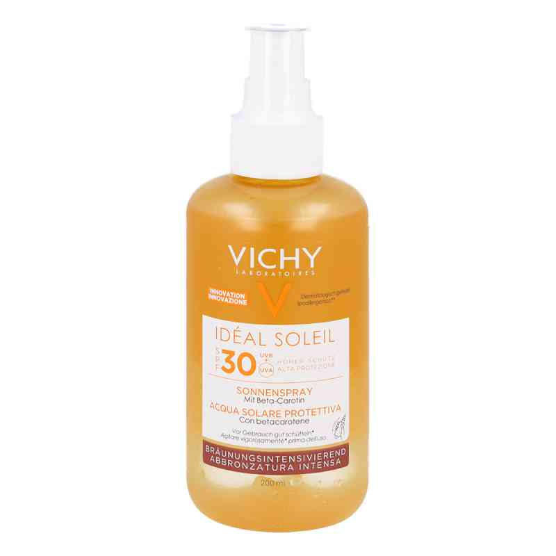 Vichy Ideal Soleil Sonnenspray braun Lsf 30  bei Apotheke.de bestellen