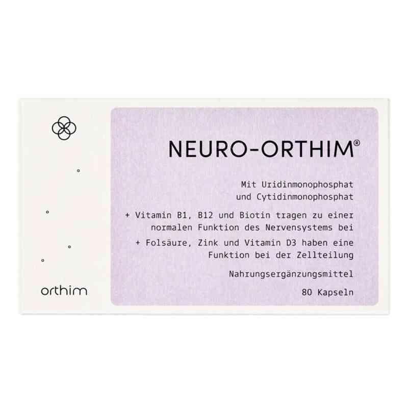 Neuro-orthim Kapseln  bei Apotheke.de bestellen