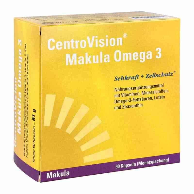 Centrovision Makula Omega-3 Kapseln  bei Apotheke.de bestellen