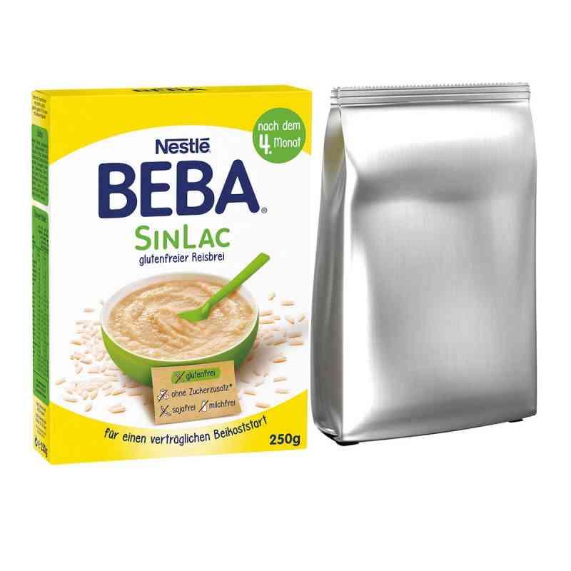 Nestle Beba sinlac glutenfreier Reisbrei noctu d.4 M.  bei Apotheke.de bestellen