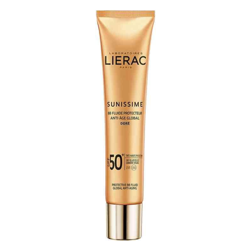 LIERACSUNISSIME Schutzfluid Gesicht LSF50+  bei Apotheke.de bestellen