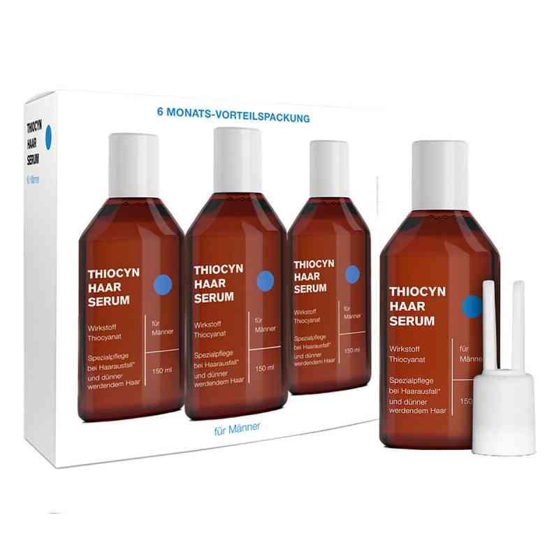 Thiocyn Haarserum Männer 3x150 ml Vorteilspackung  bei Apotheke.de bestellen