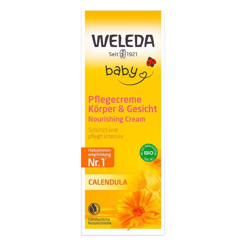 Weleda Calendula Pflegecreme Körper & Gesicht  bei Apotheke.de bestellen
