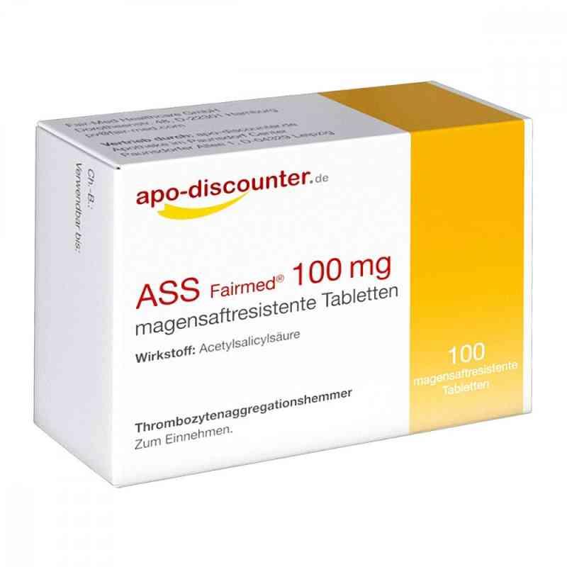 ASS 100 mg von apo-discounter  bei Apotheke.de bestellen