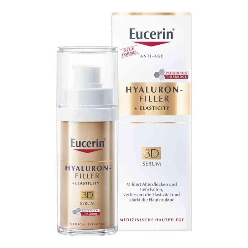 Eucerin Hyaluron-Filler + Elasticity 3D Serum  bei Apotheke.de bestellen