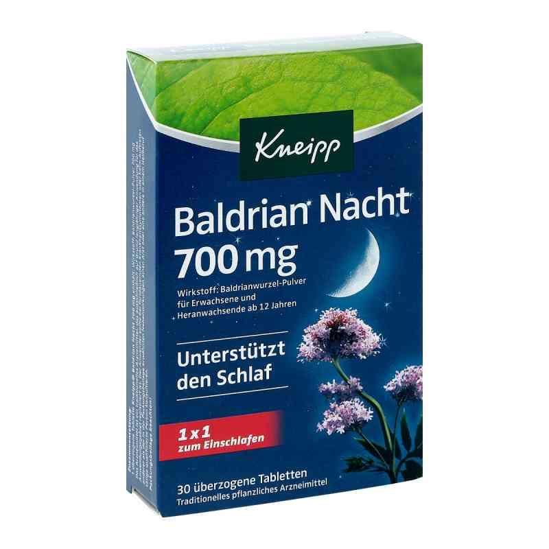 Kneipp Baldrian Nacht 700 mg überzogene Tab.  bei Apotheke.de bestellen
