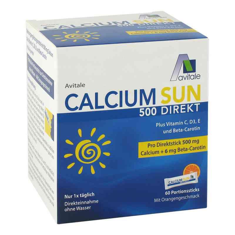 Calcium Sun 500 Direkt Portionssticks  bei Apotheke.de bestellen