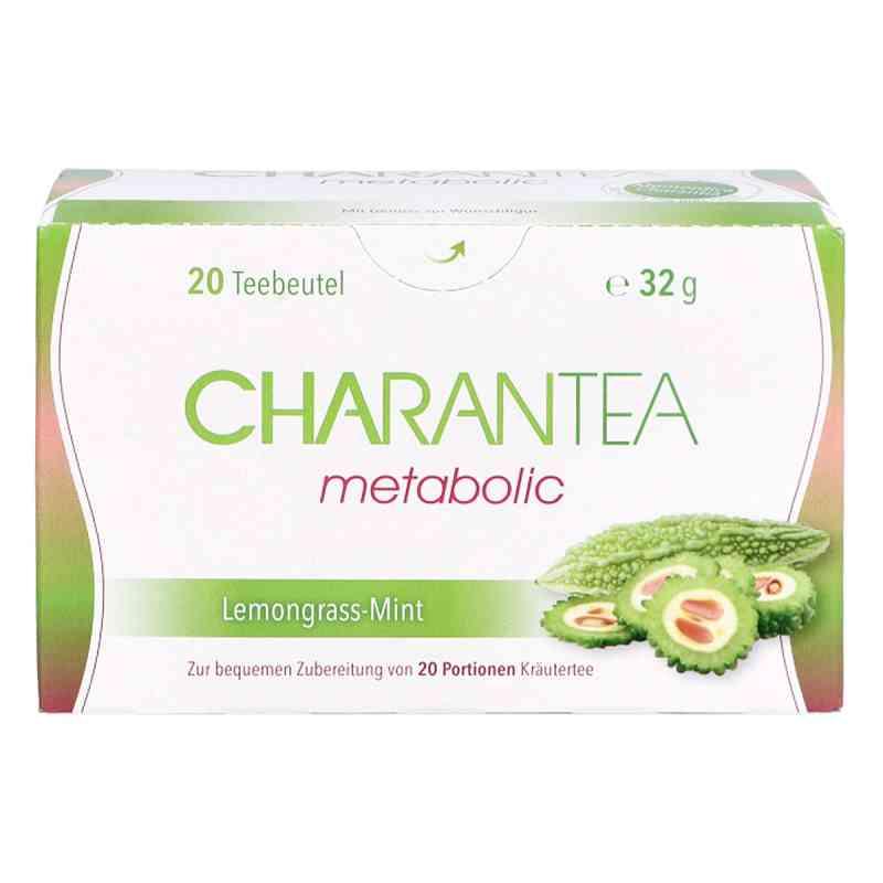 Charantea Teebeutel metabolic Lemon/mint  bei Apotheke.de bestellen