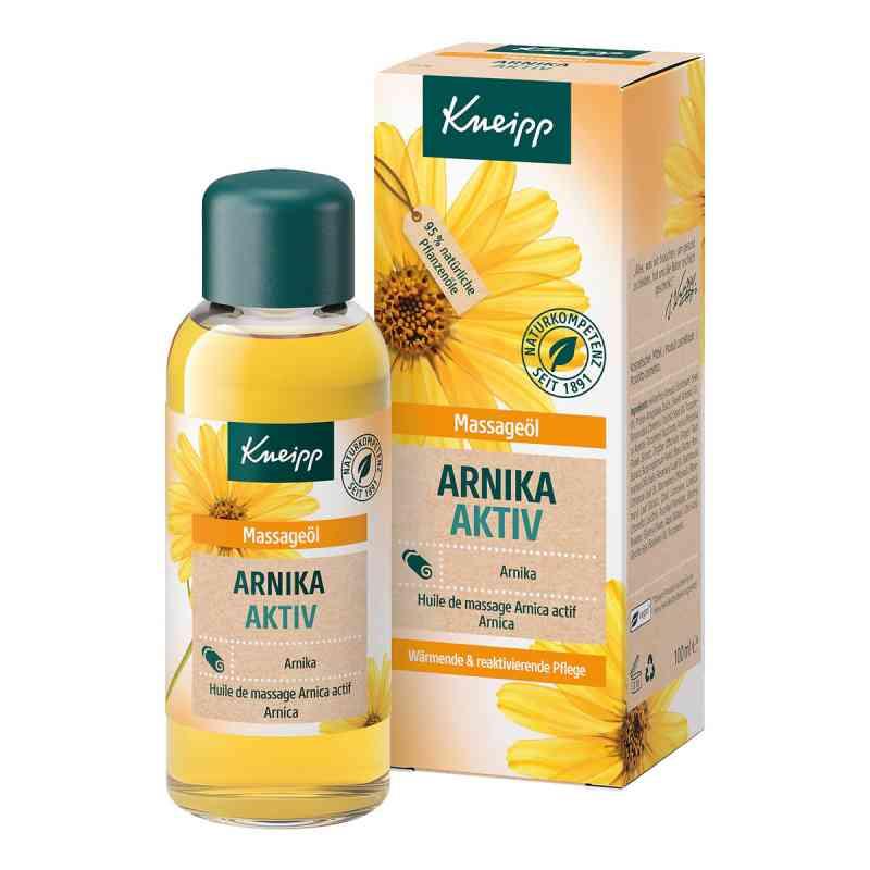 Kneipp Massageöl Arnika Aktiv  bei Apotheke.de bestellen