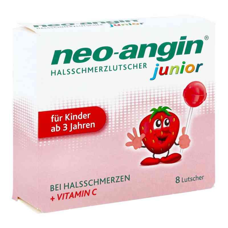 Neo-angin Junior Halsschmerzlutscher  bei Apotheke.de bestellen