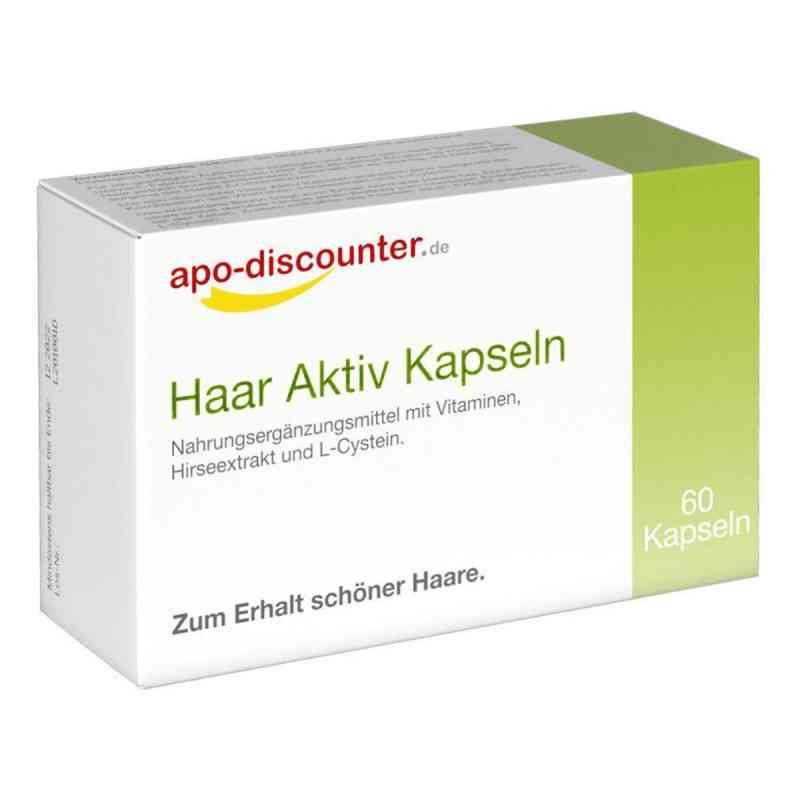 Haar Aktiv Kapseln von apo-discounter  bei Apotheke.de bestellen
