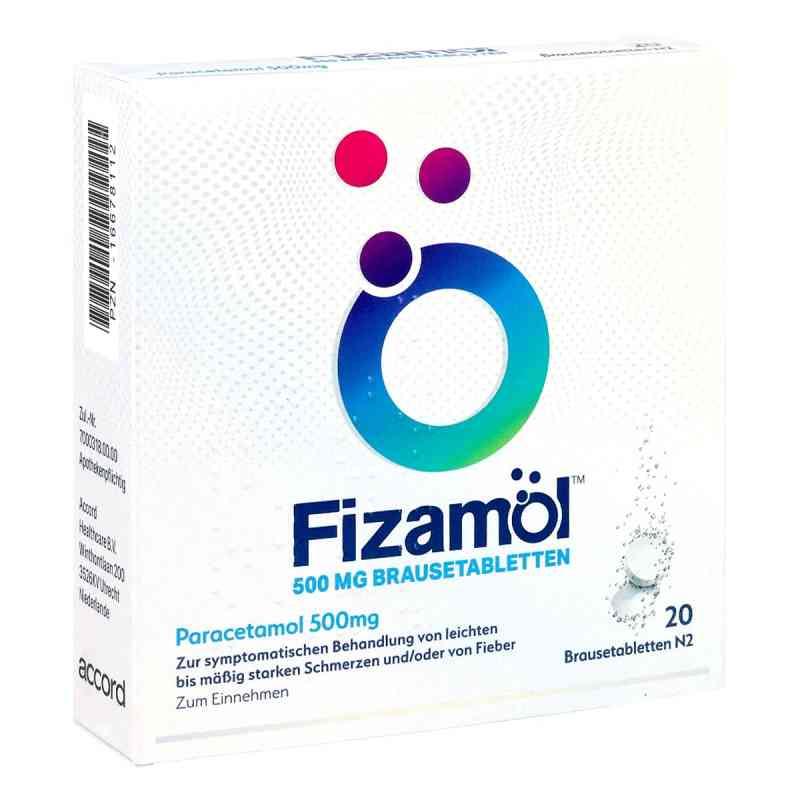 Fizamol 500 mg Brausetabletten  bei Apotheke.de bestellen