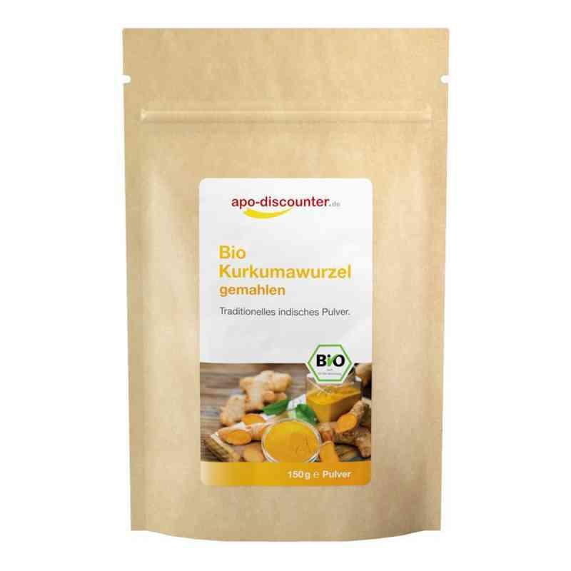 Bio Kurkumawurzel Pulver  bei Apotheke.de bestellen