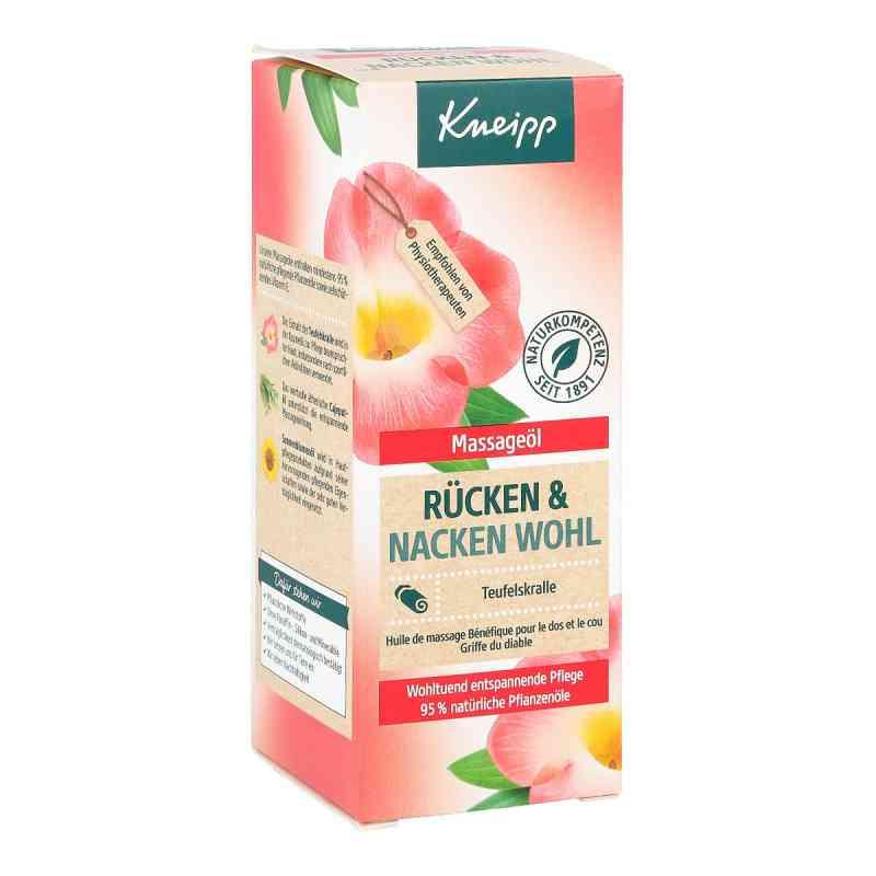Kneipp Massageöl Rücken & Nacken Wohl  bei Apotheke.de bestellen
