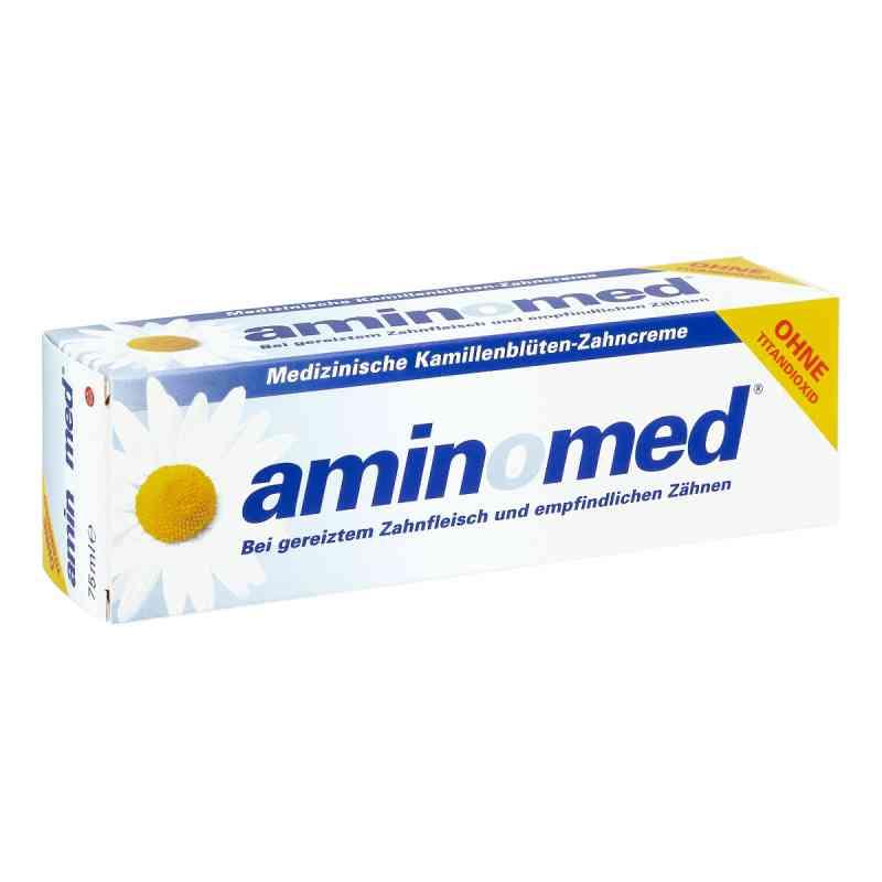 Aminomed Kamillen Zahncre  bei Apotheke.de bestellen