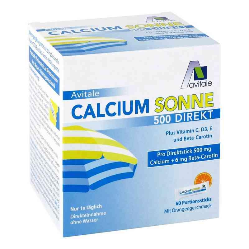 Calcium Sonne 500 Direkt Portionssticks  bei Apotheke.de bestellen