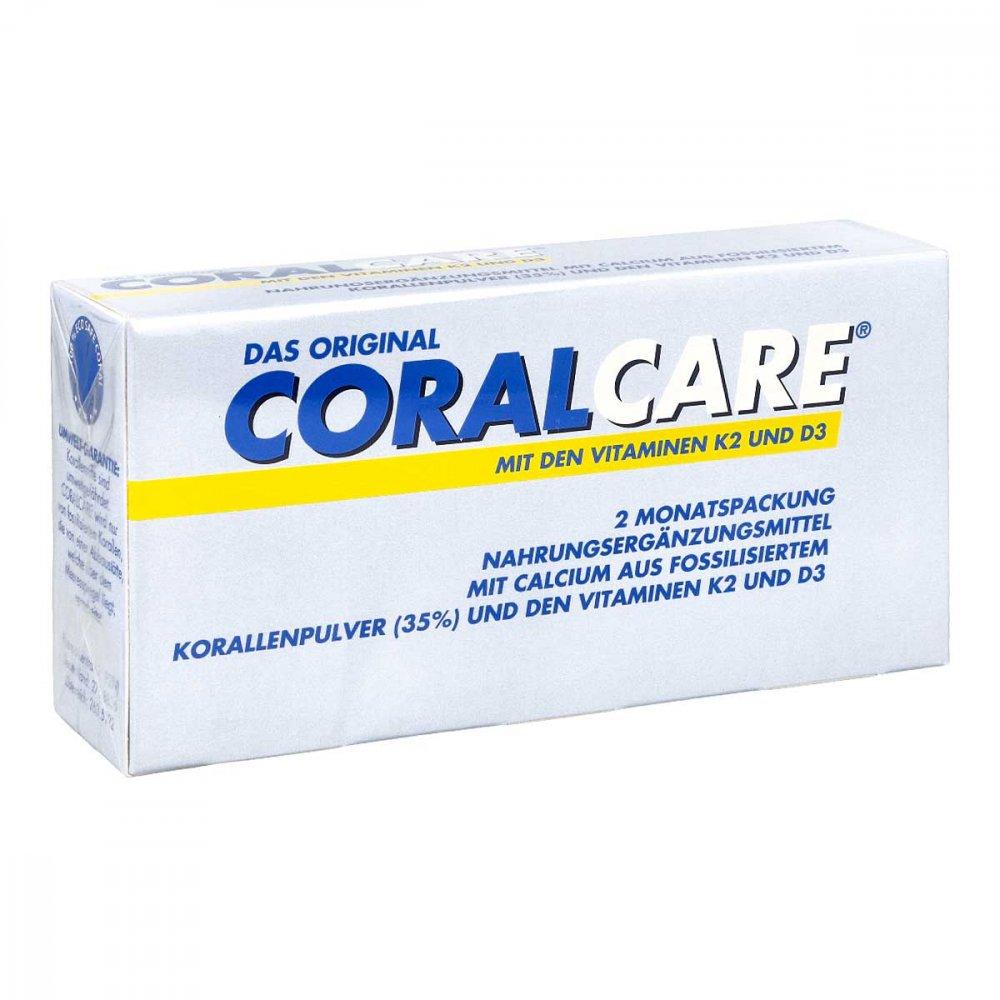 Coralcare 2 Monatspackung Pulver Bei Apothekede Bestellen