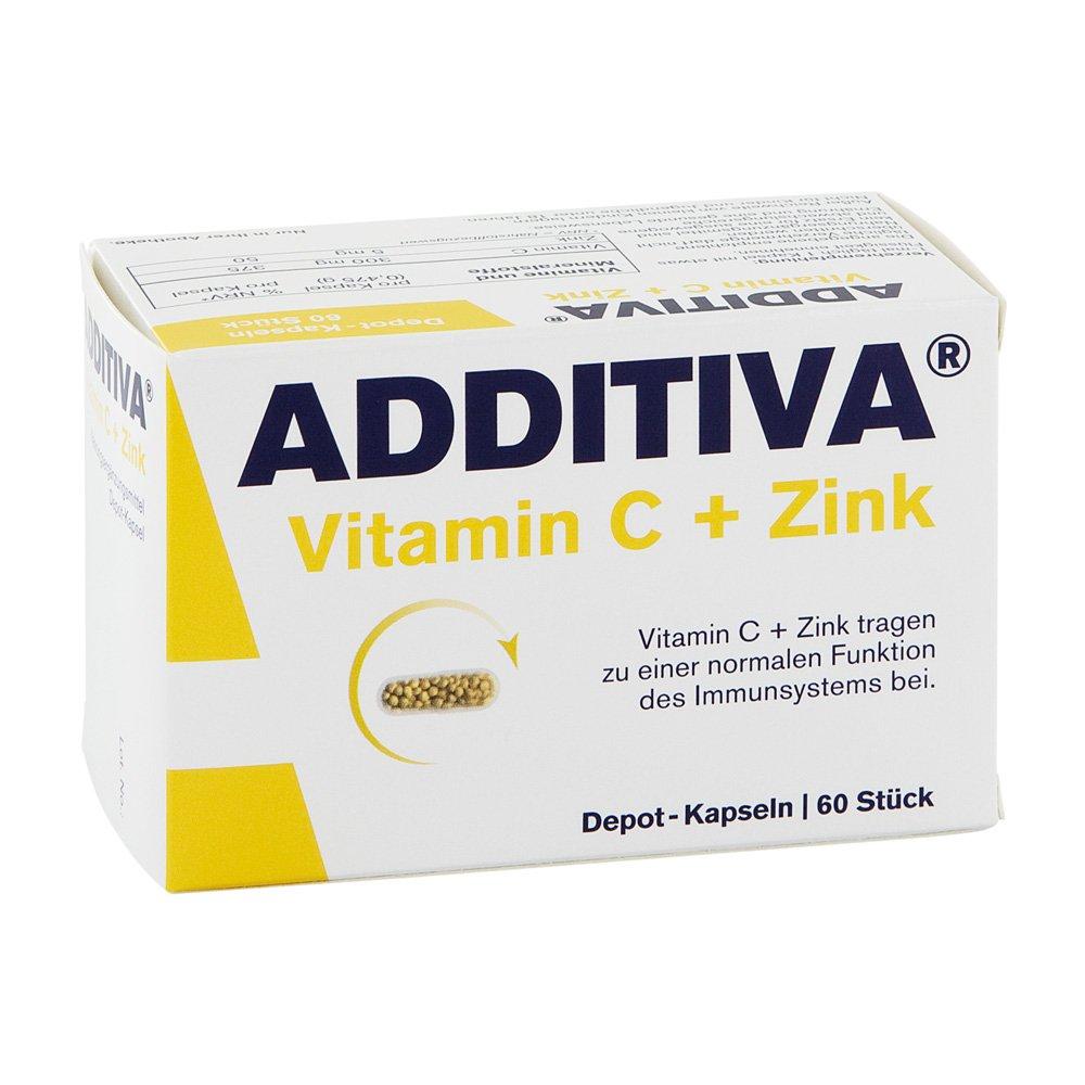 additiva vitamin c depot 300 mg kapseln 60 stk. Black Bedroom Furniture Sets. Home Design Ideas