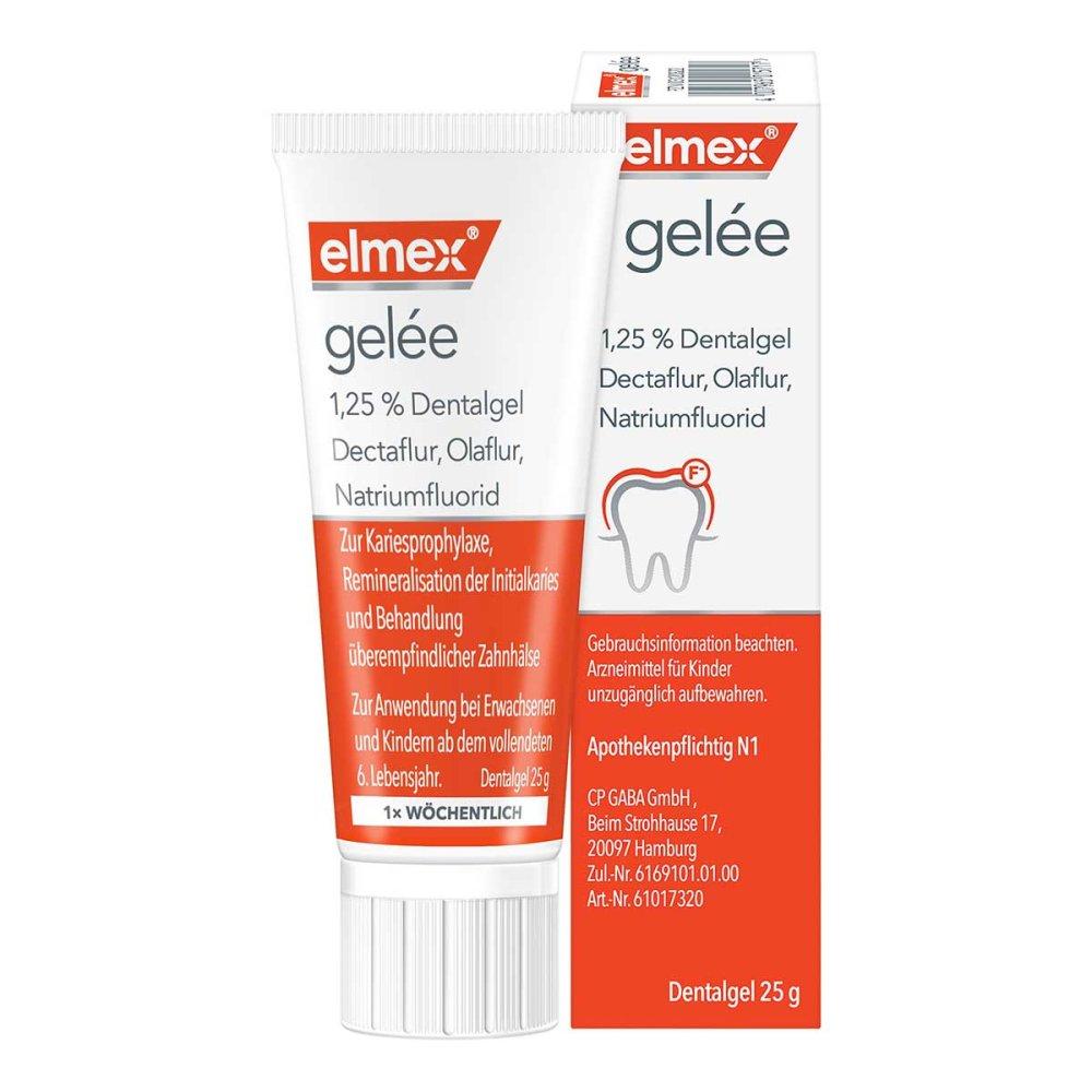 Elmex Gelee 25 g Ihre günstige Online Versand Apotheke im