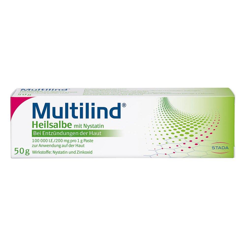 Multilind Bei Scheidenpilz
